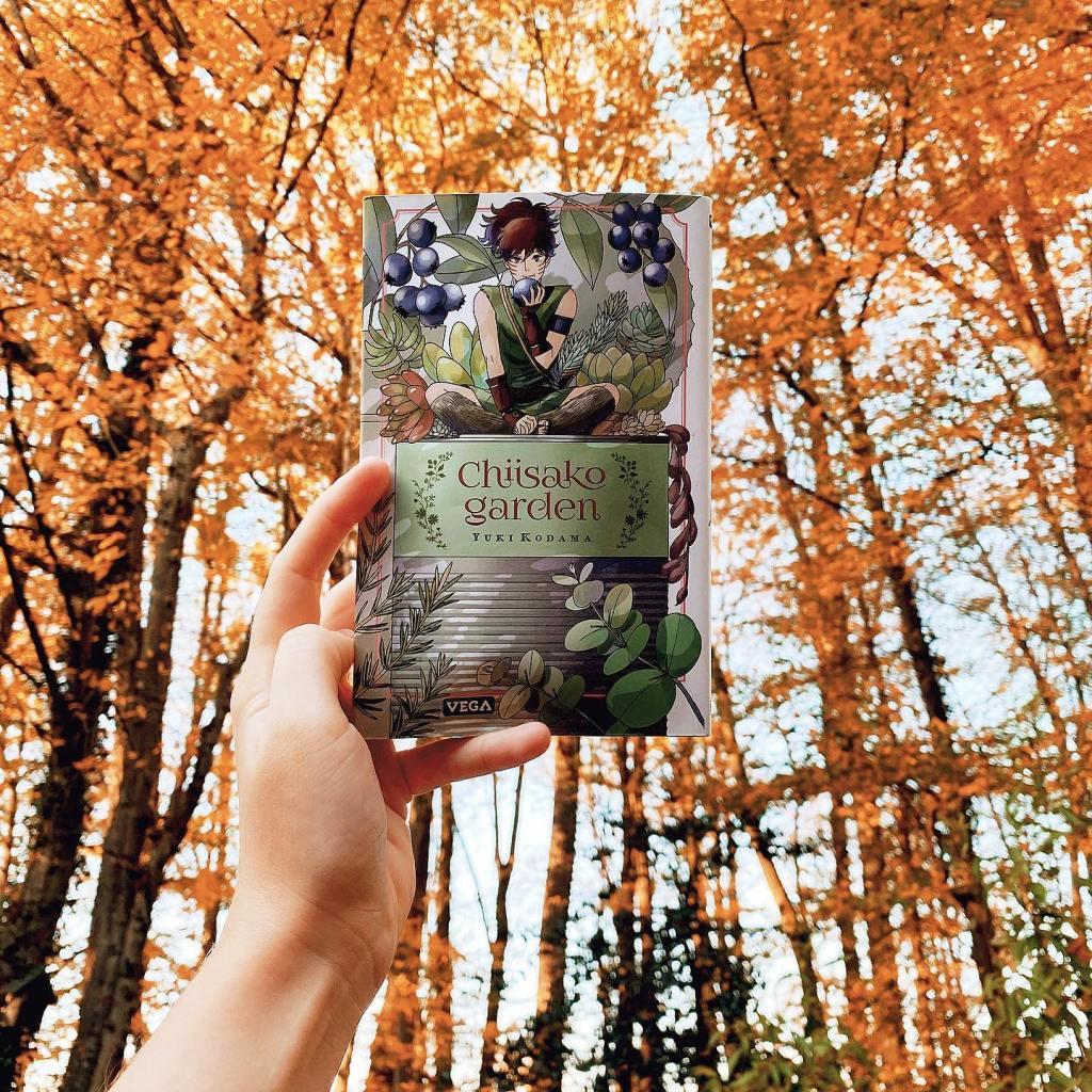 Chiisako Garden Yuki Kodama Trouble Bibliomane
