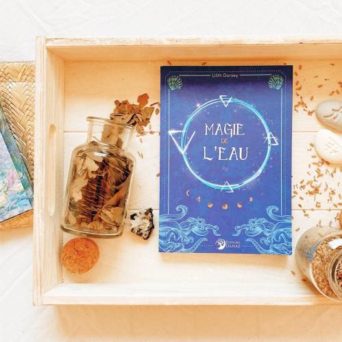 Magie de leau lilith dorsey trouble bibliomane
