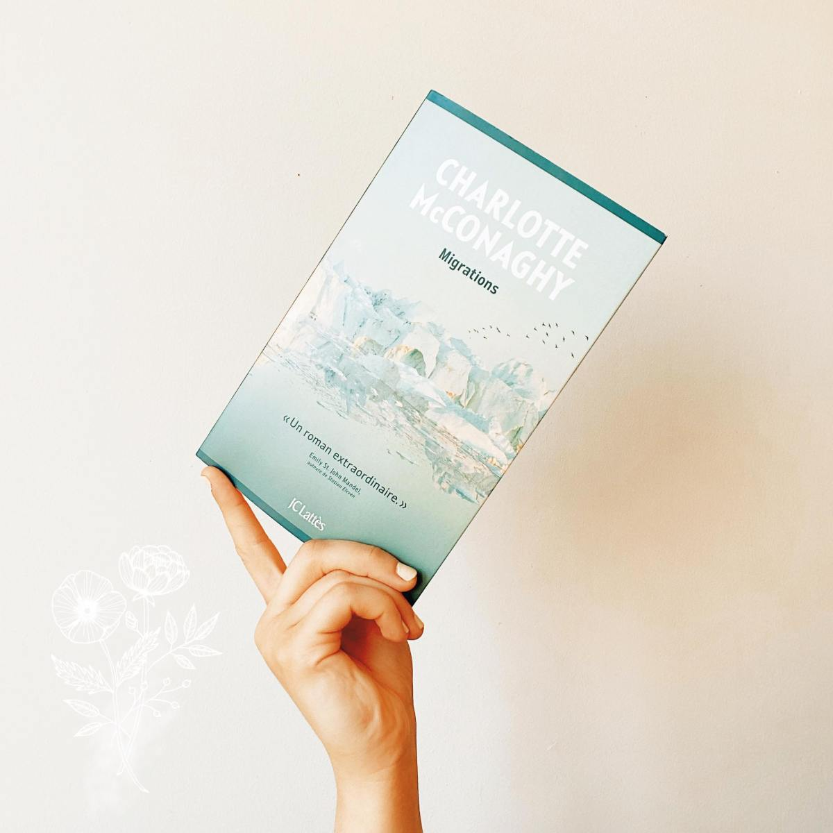 Migrations Charlotte McConaghy Trouble Bibliomane