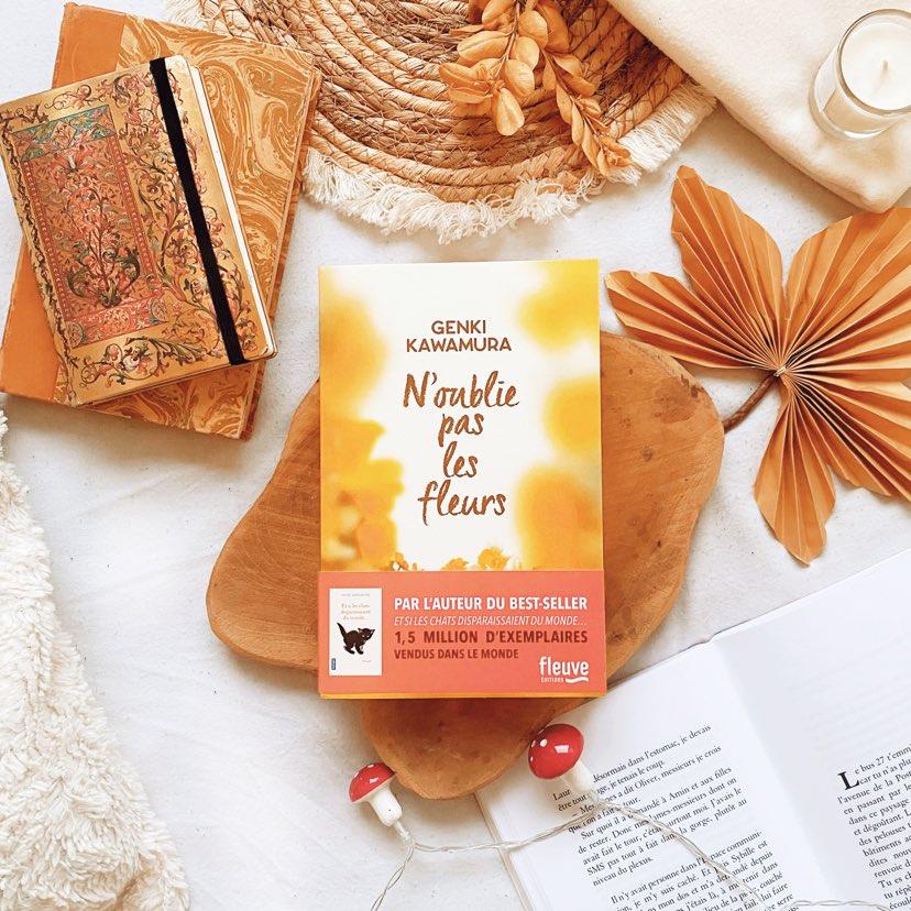 Noublie pas les fleurs Genki Kawamura Trouble Bibliomane Marie Jouvin